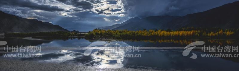 拉萨自然风光风景图片