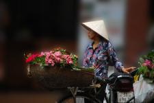 台北卖花女