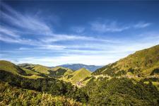 太鲁阁-合欢山