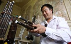 安徽蒙城:笙声不息的手工制笙