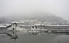 宁波东钱湖风光
