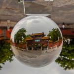 水晶球中的南京城组图