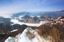 燕塞湖冬韵