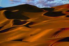 至美至臻的巴丹吉林沙漠