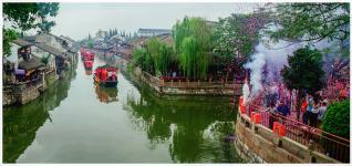 枫泾水乡婚礼