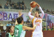 15-16WCBA女子篮球联赛