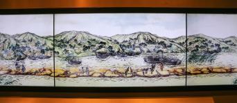 世界第一古代水文站--白鹤梁