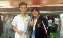 台北大同高级中学参访团赴北京市第二中学实地参观