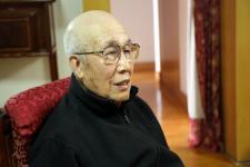 一个台籍老人的中国梦