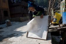 贵州占里:探访侗族古法造纸术