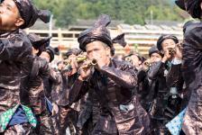 """贵州从江:""""二千九""""侗族文化艺术节开幕"""