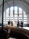 台湾地区文化管理机构与交通管理部门签署铁道博物馆合作备忘录