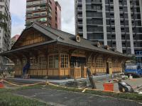 """百年建物""""新北投车站""""终于归乡,将在4月1日揭牌亮相"""