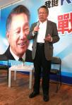 国民党领导人参选人詹启贤