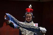 贵州黄平革家靠传统手工制银脱贫