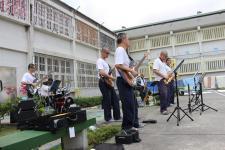 阿拉巴湾爵士乐团