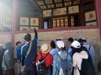 2017年台胞青年夏令营北京分营甘肃行