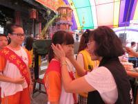 笨港妈祖文教基金会举办北港成人礼活动