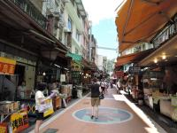 台湾石碇老街、乌来老街各具特色