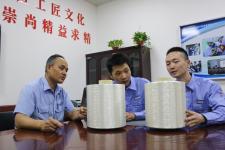 """半辈人生图个啥?""""中国第一卷绕工""""用36载坚守书写答案"""