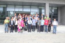 北京市台联组织台商参访北京