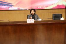 学习十九大精神报告会在京举行 寄语祖国美好未来
