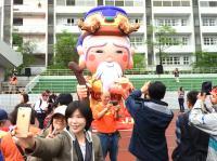 台湾新北市中和土地公文化祭