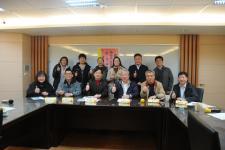 和平区体育局、台办、教育局、天津世博青少年体育俱乐部4人赴台