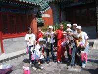 一脉相承血浓于水 京台青少年相约2008