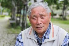 老兵陈华威:两岸一家亲 台湾不能搞分裂