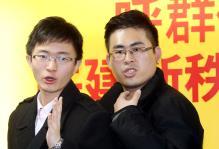 """新思维中心主任侯汉廷宣布参选""""台北市议员"""""""