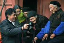 贵州摄影家的贴心照