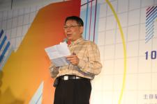 台北市长柯文哲出席2017年度技职海外见学创业教育博览会