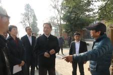 国台办主任张志军走访调研四川新津台湾农民创业园