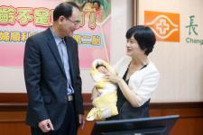 长庚医院助62岁产妇顺利生产