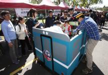 一年一度的台大杜鹃花节3月10日上午展开