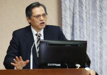 """台湾地区行政管理机构""""大陆委员会""""主任委员陈明通"""