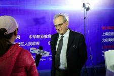 意大利工业设计协会主席卢西亚诺·加林贝蒂(LUCIANO GALIMBERTI)