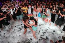 台湾垦丁泡泡音乐节