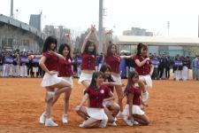 第二届海峡两岸学生棒球联赛在京开幕