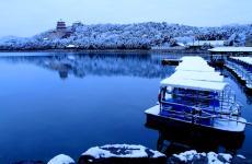 颐和园-雪