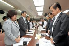 社福卫环委员会邀集劳动部等单位进行项目报告