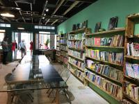 贡寮街有机书店开幕