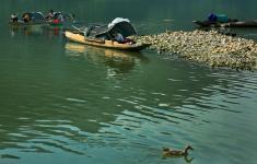 水上渔家 清凉世界