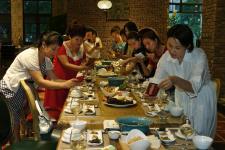 贵阳首家素食生活馆在碧桂园商业街开馆