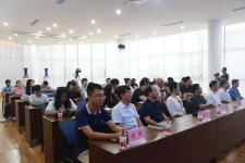 两岸网络媒体人走进中国天眼,听科学家讲座