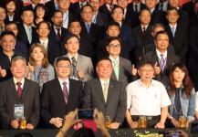柯文哲出席2018台北3C计算机电器空调影音展