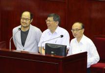台北市议会进行市政总质询