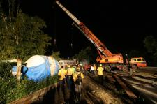 台铁苏澳新马站发生重大事故