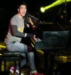 王力宏在大安森林公园露天音乐台举行《福利秀》演唱会